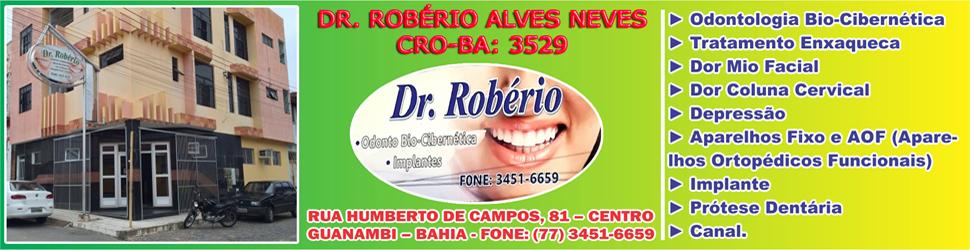 CONSULTÓRIO DR. ROBÉRIO