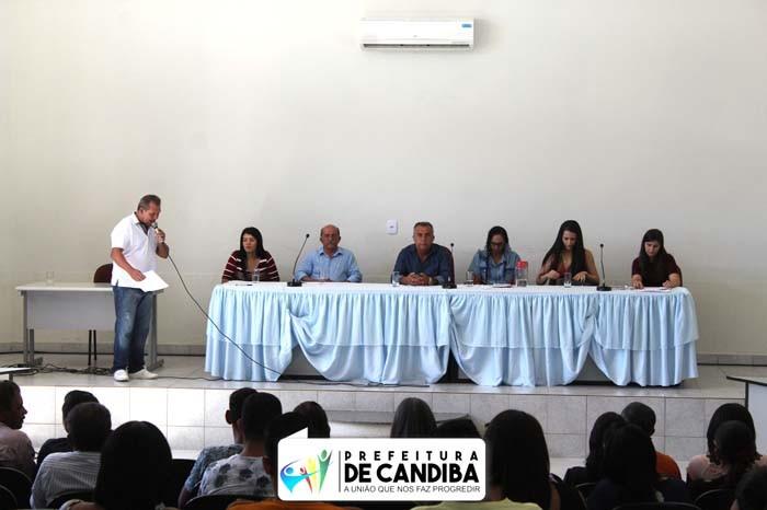 Conselheiros Tutelares de Candiba são empossados para o pleito 2020-2023
