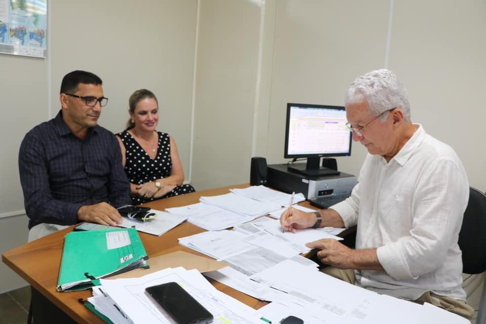 Mucugê: Ivana Bastos e prefeito reiteram pedidos de infraestrutura e energia