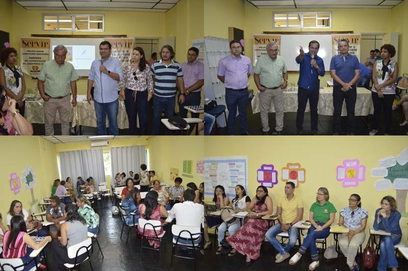 Com foco no bom atendimento ao público, Prefeitura de Guanambi lança programa qualificação dos servidores