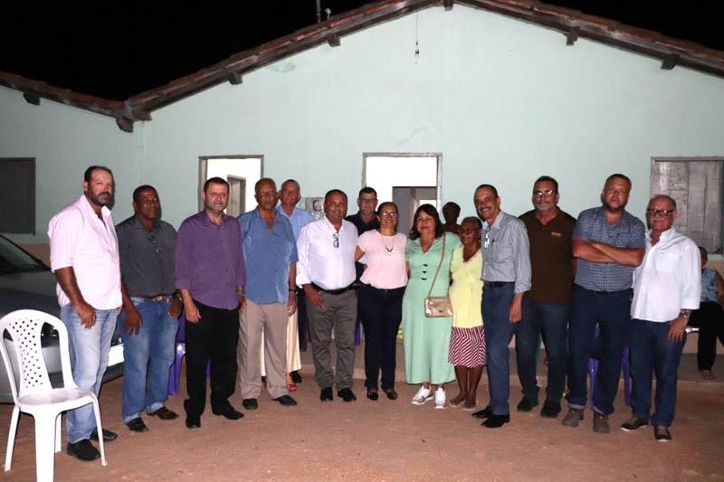 Distrito de Espraiado ganha obras de grande alcance social