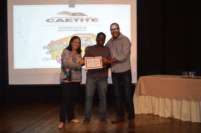 Prefeitura de Caetité realiza formação com motoristas do transporte escolar
