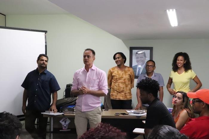 Guanambi - Secretaria de Cultura realiza oficina de divulgação de edital