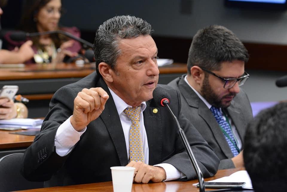 Deputado Federal Charles Fernandes (PSD)
