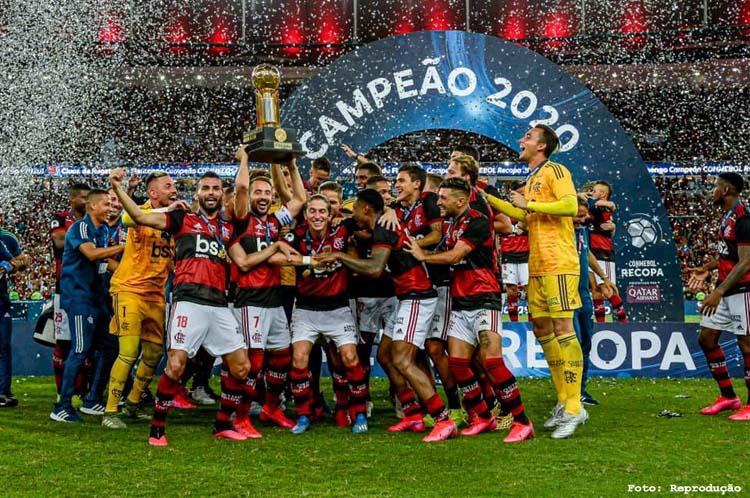 Flamengo vence o Independiente del Valle e é campeão da Recopa Sul-Americana