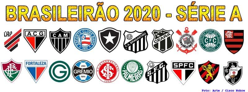 CBF divulga tabela do Campeonato Brasileiro 2020