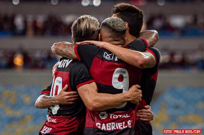 Flamengo goleia Cabofriense na estreia da Taça Rio