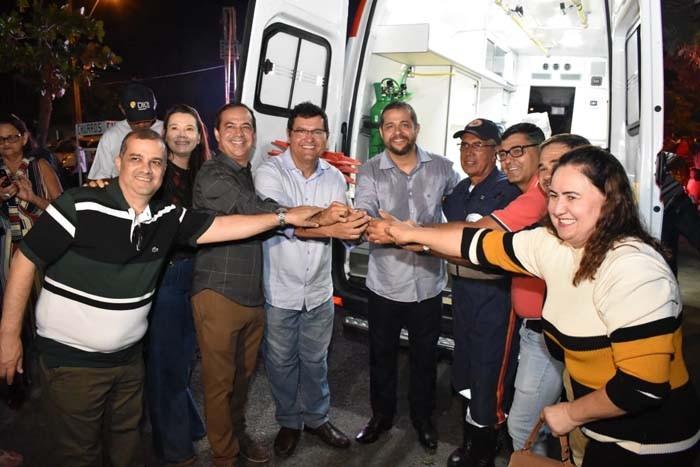 Prefeitura de Guanambi entrega Complexo Viário da BR-030 e UBS no Bairro BNH