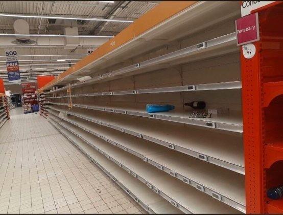 Guanambiense relata situação da população francesa após epidemia do coronavírus no país