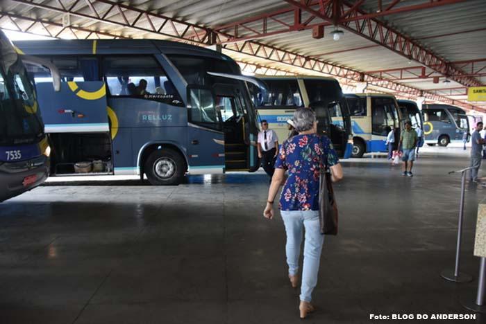 Bahia passa a ter 18 cidades com transporte intermunicipal suspenso