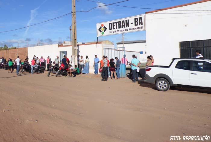 Detran-BA suspende atendimento em órgãos de trânsito de 33 municípios