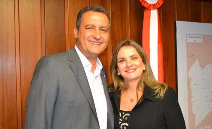 Ivana aplaude Governo da Bahia pelas medidas adotadas no combate ao coronavírus