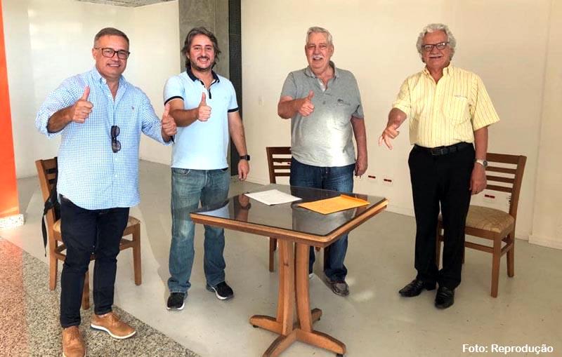 Nilo Coelho ganha mais reforços em seu grupo político