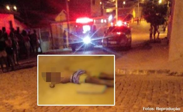 Tentativa de homicídio é registrada no bairro Alto Caiçara em Guanambi