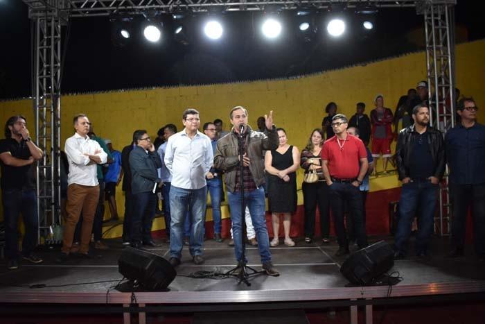 Prefeitura de Guanambi entrega obras de requalificação no Bairro Monte Pascoal