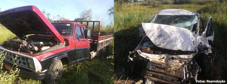 Acidente envolvendo dois veículos é registrado na BR-030 em Iuiú