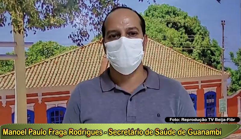 Testes rápidos detectam coronavírus em 13 trabalhadores alojados em Guanambi