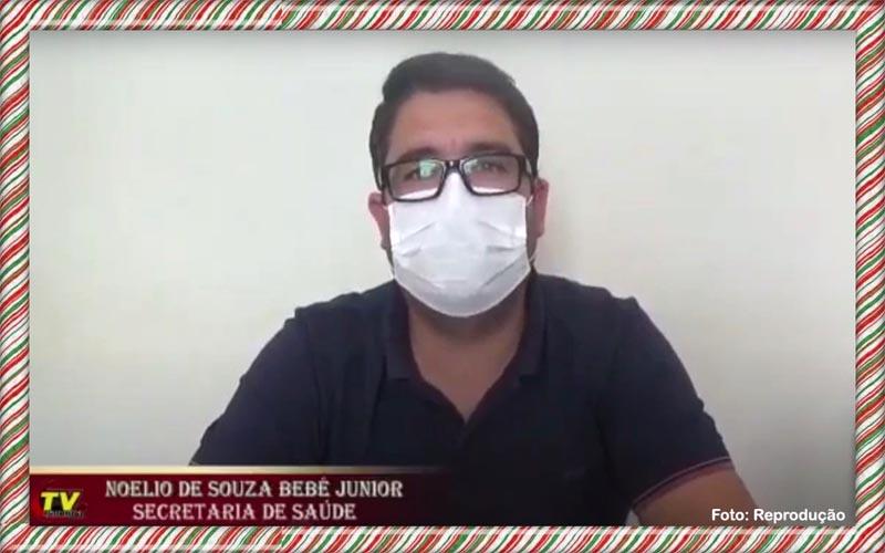 Teste rápido confirma primeiro caso coronavírus no município de Candiba