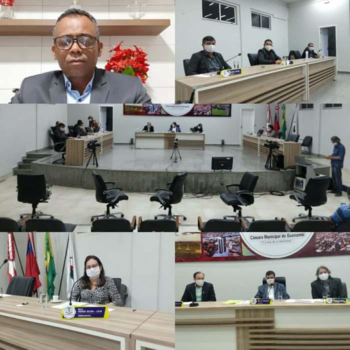 Vereadores de Guanambi debateram diversos temas de interesse da comunidade