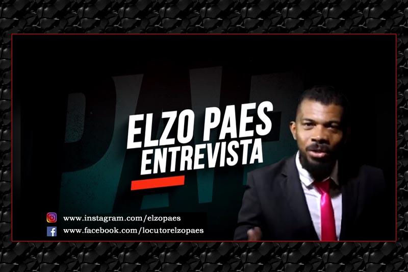 Programa 'Elzo Paes Entrevista' estreia em julho; veja como assistir