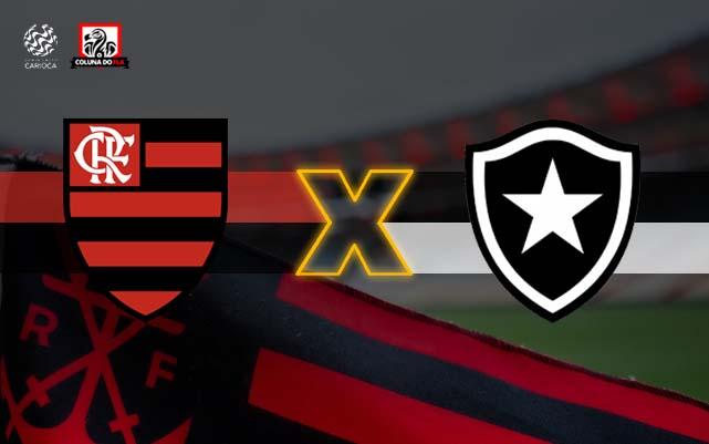 Flamengo e Botafogo avançam às semifinais da Taça Rio