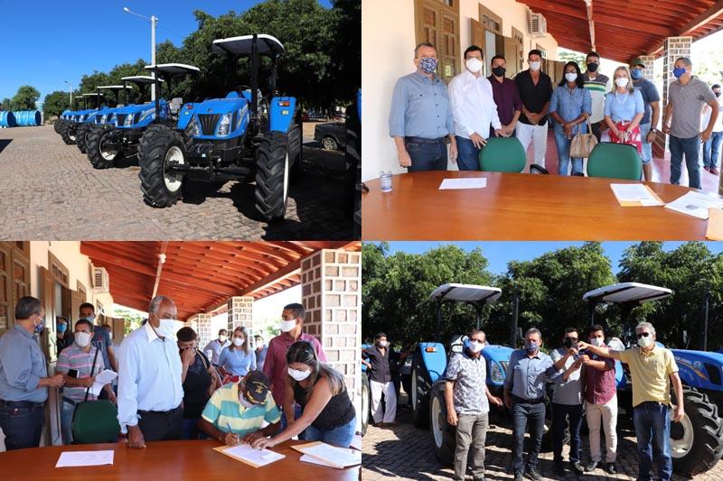 Emenda parlamentar do Deputado Charles Fernandes beneficia mais municípios