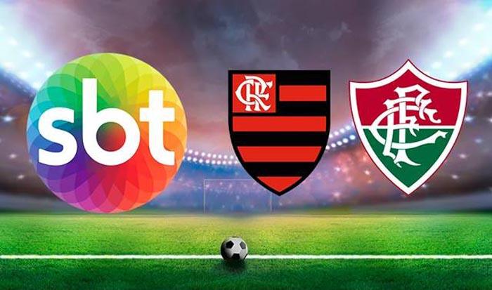 Flamengo vende transmissão da final do Carioca para o SBT