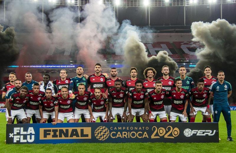 Flamengo vence por 1 a 0 e conquista seu 36º título Carioca