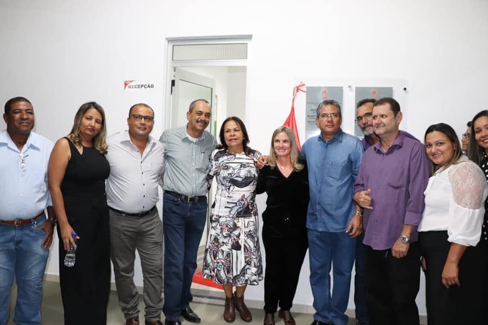 Saúde fortalecida com entregas em Palmas de Monte Alto
