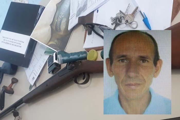 Jacaraci: Polícia Militar prende suspeito de assaltos ocorridos no município e cidades vizinhas