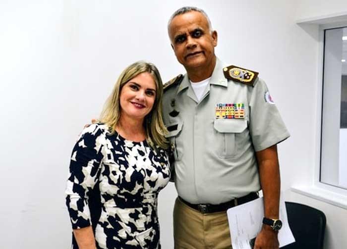 A pedido de Ivana Bastos diversos municípios receberão viaturas da PM