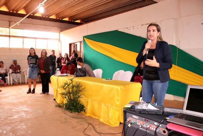 Prefeitura de Caetité realiza reunião com mais de 100 famílias referenciadas no CRAS Urbano