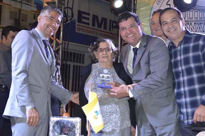 Lançamento do Selo Municipal marca atividades do Centenário