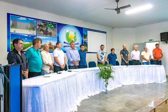 Foto: Adão Rocha / Prefeitura de Matina