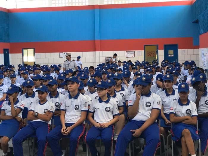 Superintendência Municipal de Trânsito realiza palestras educativas em escolas da rede municipal