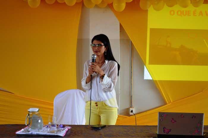 Setembro Amarelo: Prefeitura realizou palestra e roda de conversa para prevenção ao suicídio
