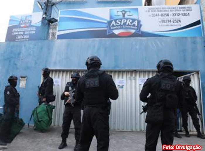 Sede da Aspra é interditada em Guanambi pelo Ministério Público.