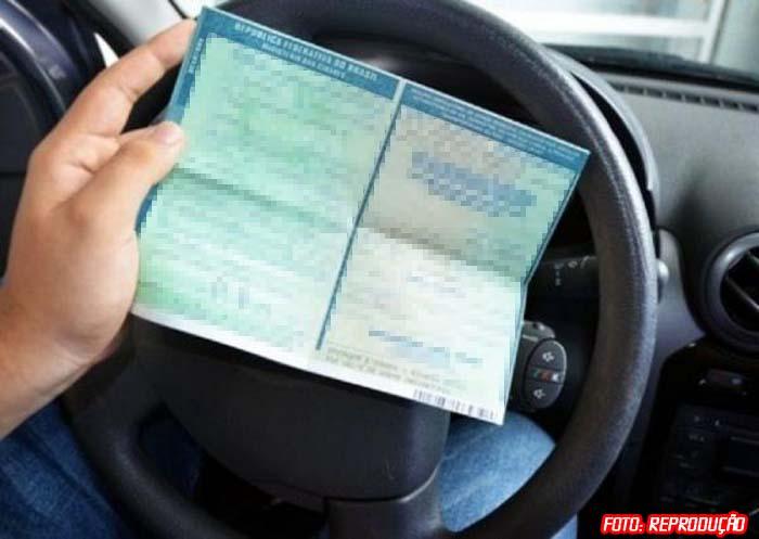 Sefaz notifica 208 mil veículos por atraso no pagamento do IPVA