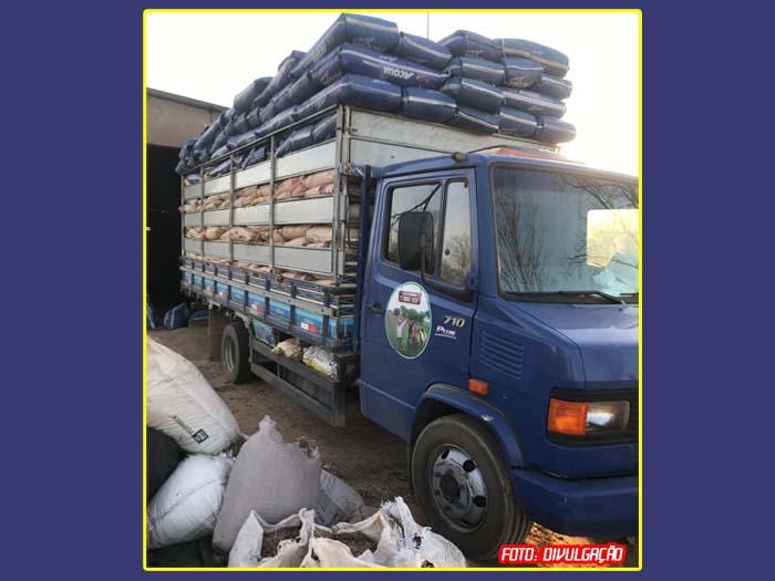 Comerciante tem caminhão furtado durante madrugada em Guanambi