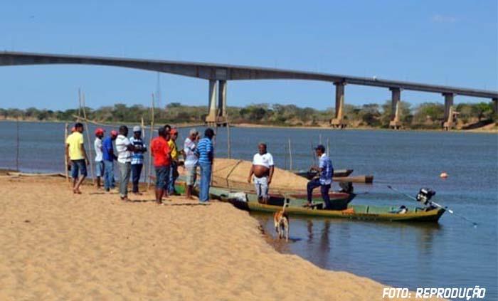 Tragédia em Bom Jesus da Lapa: Quatro pessoas morreram afogadas na tarde deste domingo (27).