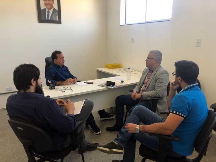 Secretaria de Desenvolvimento Econômico traça estratégias para empresariado local