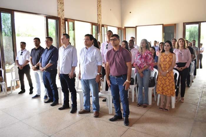Prefeito Jairo Magalhães defende fortalecimento da união dos municípios