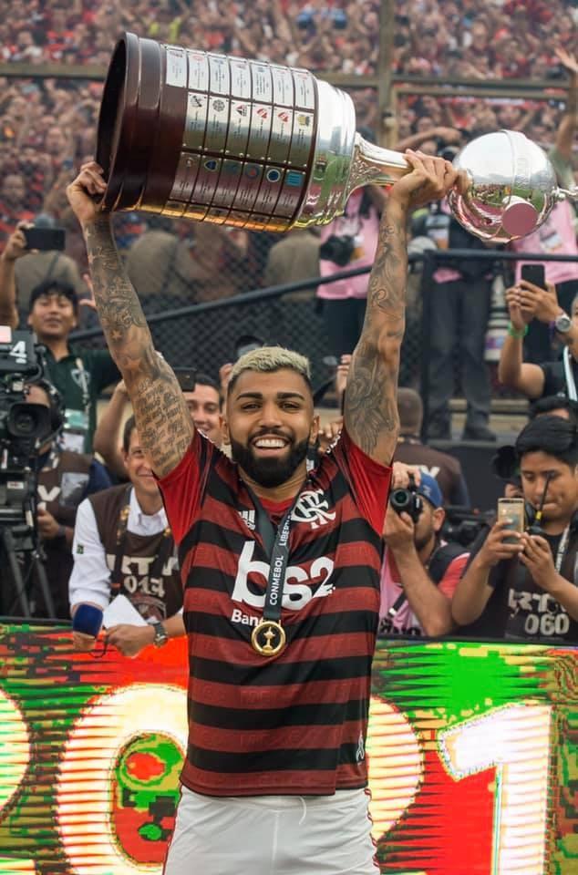 Fla vence River de virada e conquista bicampeonato da Libertadores