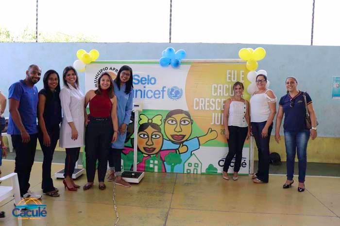 Caculé: Escolas do município recebem equipe do PSE