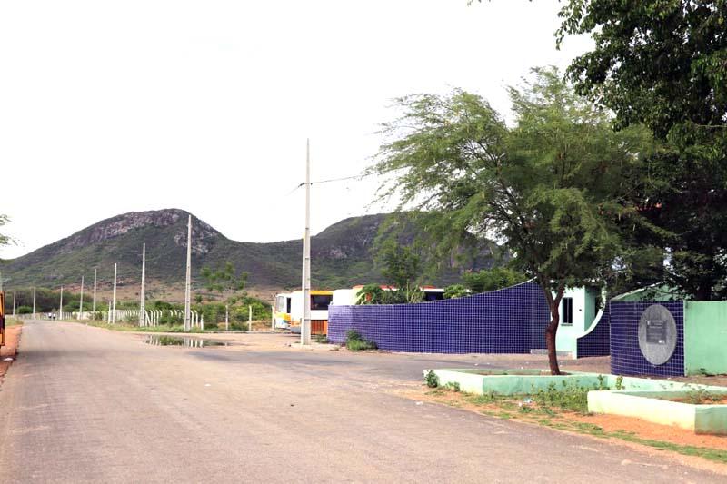 Guanambi: concluídas obras de iluminação do Núcleo de Ceraíma ao IFBaiano