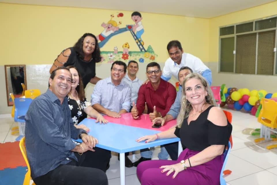 Guanambi: Ivana comemora com população a entrega de obras em Morrinhos