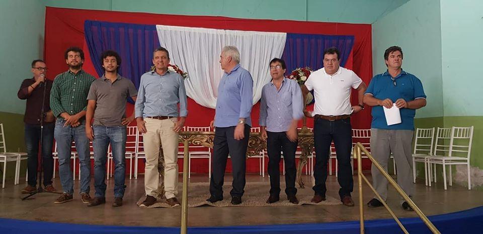 Deputado Charles Fernandes participa de ato em Riacho de Santana e anuncia recursos para o município