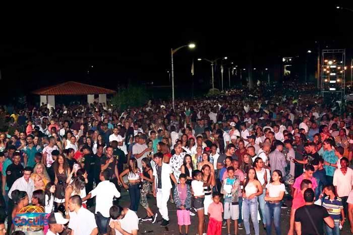 Tradicional Réveillon da Lagoa é realizado com sucesso em Caculé