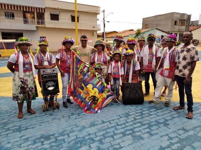 Grupos apresentam no 30º Festival de Ternos de Reis de Morrinhos; Shows musicais são adiados devido as fortes chuvas