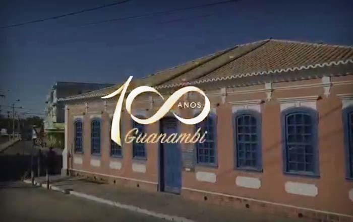 Guanambi 100 anos - Biscoitos Fracilia